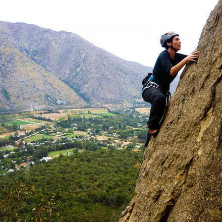 Curso Intensivo de Escalada en Roca Malku - Diciembre