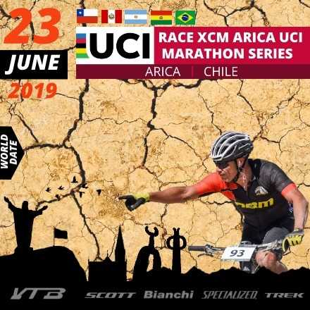 RACE XCM ARICA UCI CHILE 2019