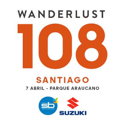 Wanderlust 108 Santiago 2018