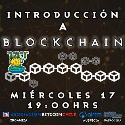Introducción a Blockchain - 17 de Abril