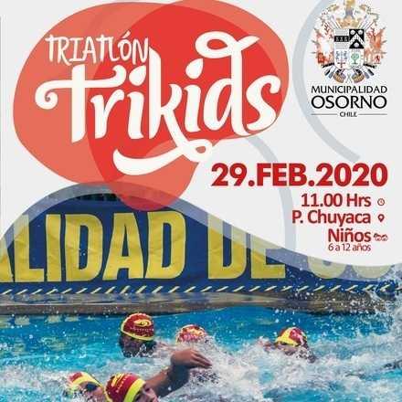 TriKids Osorno 2020