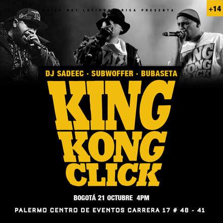 King Kong Click en Bogotá