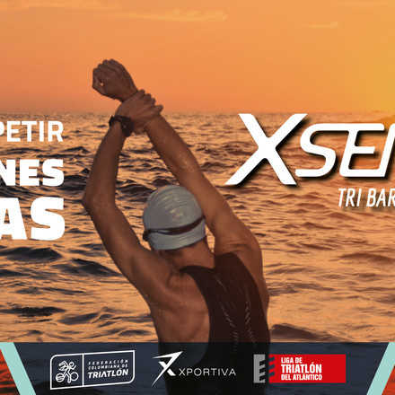 Xseries - Tri Barranquilla 2018 Powered by  Xportiva