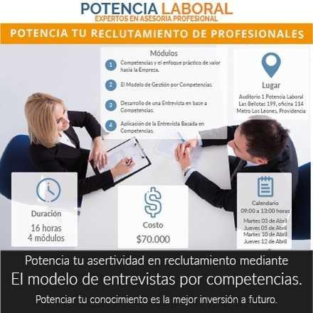 Potencia tu reclutamiento mediante el modelo de entrevista por competencias