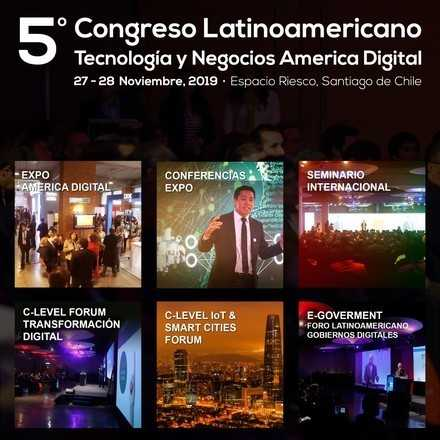 Congreso America Digital 2019