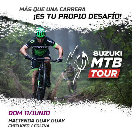 Suzuki Mountain Bike Tour 2ª Fecha 2017