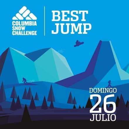 BEST JUMP - Columbia Snow Challenge