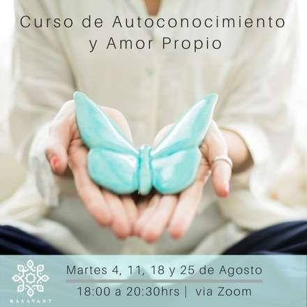 Curso de Autoconocimiento y Amor Propio, 12ª versión.