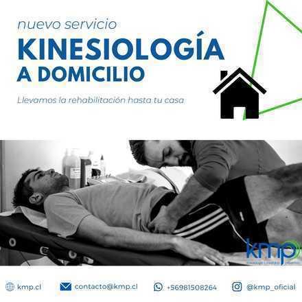 Kinesiología Domicilio