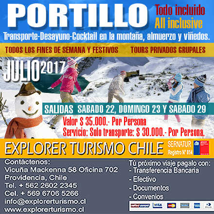 Fiesta Blanca en  Portillo