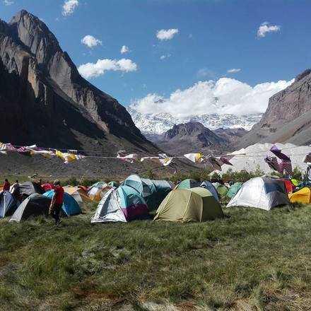 CampFest Cajon del Maipo