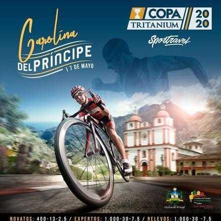 Copa Tritanium Carolina del principe 2020