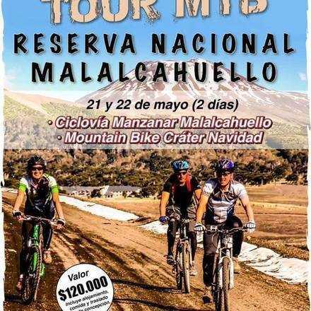 TOUR MTB MALALCAHUELLO