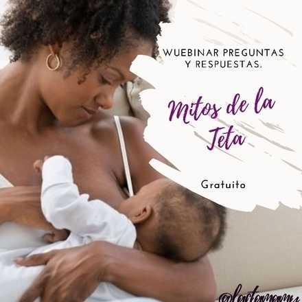 Mitos de Lactancia materna