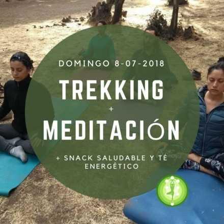 Trekking + Meditación en Quebrada de Macul