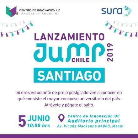 Lanzamiento Jump Chile 2019