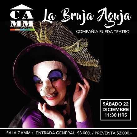"Teatro Familiar ""La Bruja Aguja"""