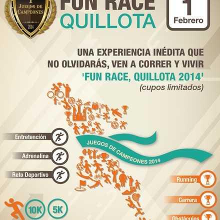 Fun Race Quillota 2014