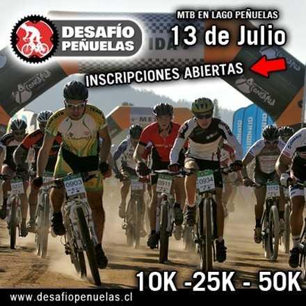 Desafio Peñuelas MTB - 13 Julio 2014