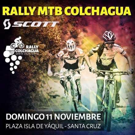 RALLY  MTB COLCHAGUA 2018