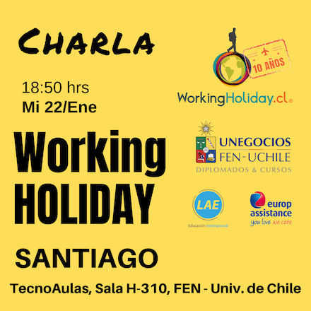 Working Holiday Australia - Claudia Iglesias