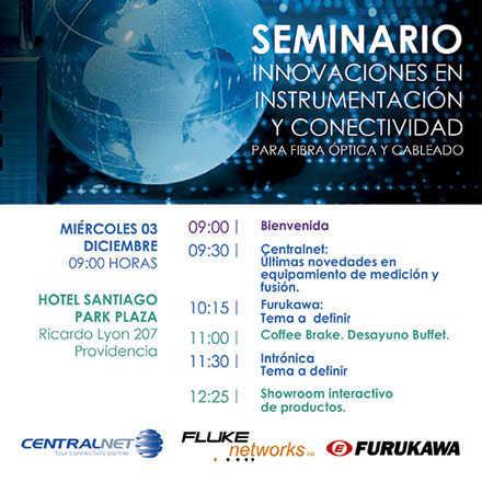 Seminario Instrumentación y Conectividad 2015