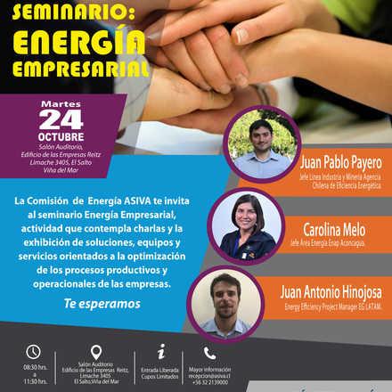 Seminario: Energía Empresarial