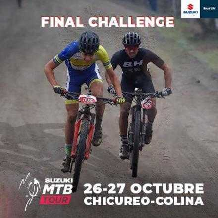 Mountain Bike Tour fecha final