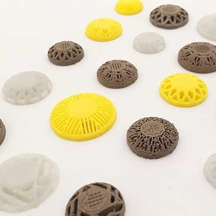 Workshop de Impresión 3D | Experimentación con Uniones Textiles 2018