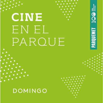 Cine en el Parque Domingo