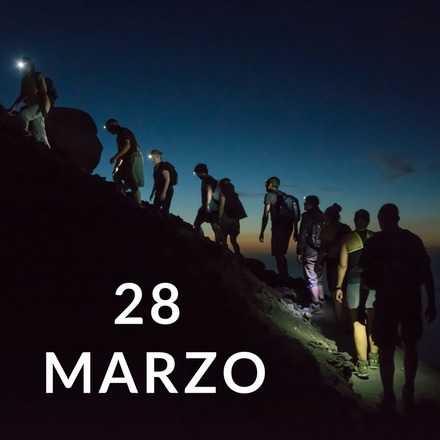 Manquehuito Sunset 28 Marzo