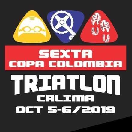 VI COPA COLOMBIA DE TRIATLÓN 2019