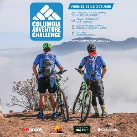 Columbia Adventure Challenge 4° fecha 2018