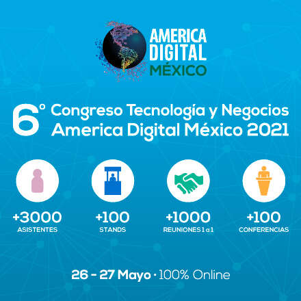 6to Congreso America Digital Mexico 2021