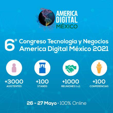 6to Congreso America Digital Mexico 2021