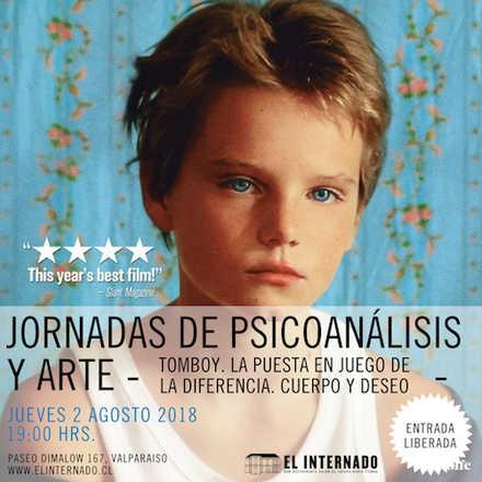 """Jornadas de Psicoanálisis y Arte #5 - """"Tomboy: La puesta en juego de la diferencia. Cuerpo y deseo"""""""