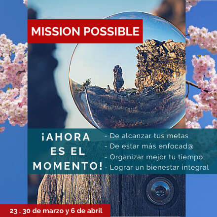 Mission Possible Marzo 2021