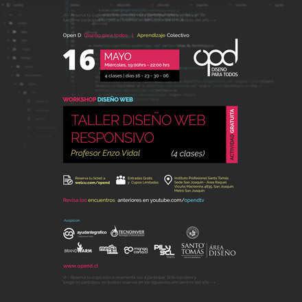 Taller Diseño Web Responsivo