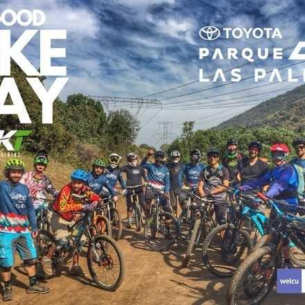 The Good BIKE DAY by BKT en Parque Las Palmas!