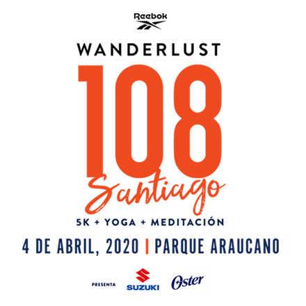 Wanderlust 108 Stgo 2020