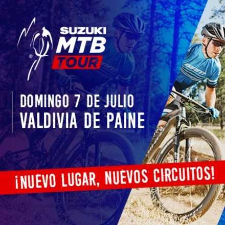 Mountain Bike Tour 3era fecha 2019