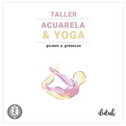 Acuarela & Yoga