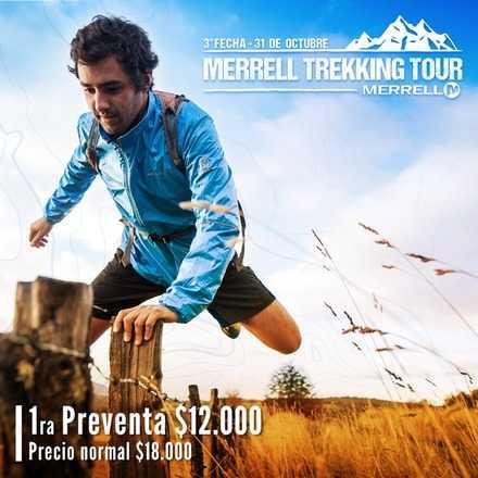 Merrell Trekking Tour 3ra Fecha 2015