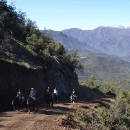 RKF Experience by Volvo: Cabalgata de la Chilenidad