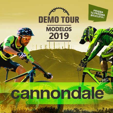DEMO TOUR CANNONDALE  2019