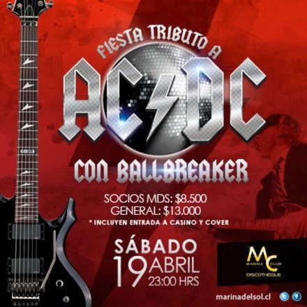 Fiesta Tributo a AC/DC