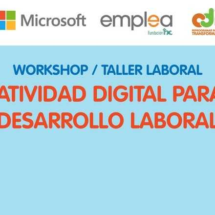 YouthSpark Creatividad Digital