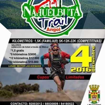 NAHUELBUTA TRAIL  2016                             www.nahuelbutatrail.cl