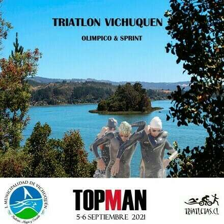 TOPMAN  SERIES TRIATLON   VICHUQUEN 2021