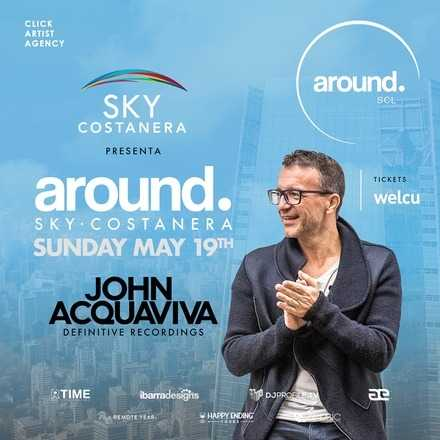 around Sky Costanera / Domingo 19 Mayo